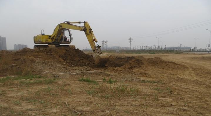 黄骅新城集团总部项目开工建设